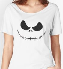 Skellington Women's Relaxed Fit T-Shirt