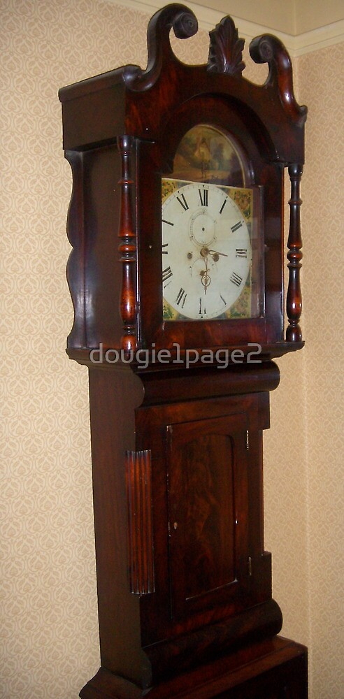 My Grandfathers Clock by dougie1page2