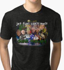 DANK MEMES M8 Tri-blend T-Shirt