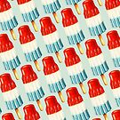 USA Popsicle Pattern by Kelly  Gilleran