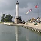 Rotary Lighthouse by Monnie Ryan