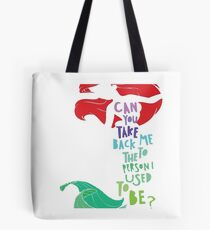 Take Me Back To The Sea Tote Bag