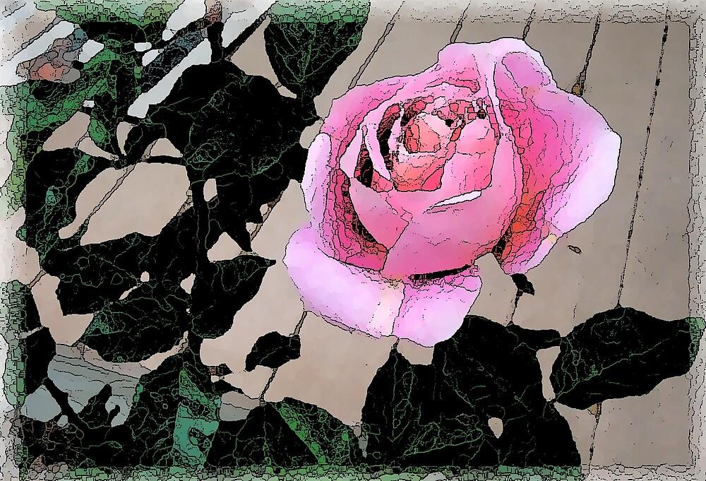 Sketchy Rosie by Debbie Robbins
