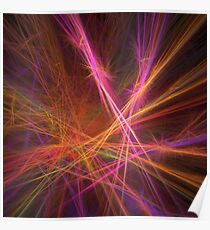 A Kitten's Interpretation of String Theory Poster