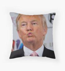 DONALD TRUMP 1 Throw Pillow