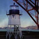 The Light at Fort Point by Cupertino