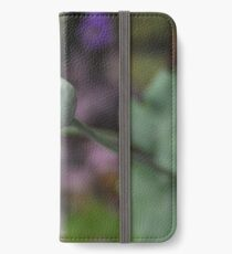 Poppy seed heads iPhone Wallet/Case/Skin