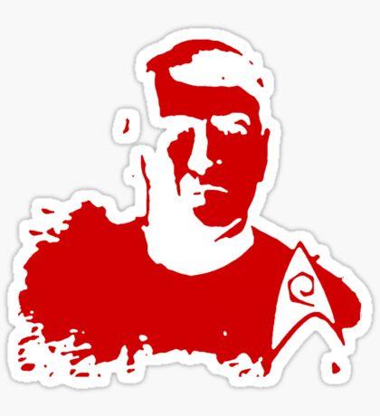 Scotty T-shirt Sticker