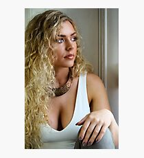 Gemma Photographic Print
