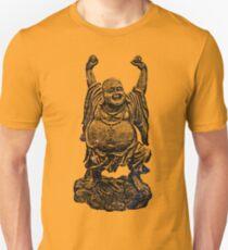 Happy Buddha | Starry Night Unisex T-Shirt