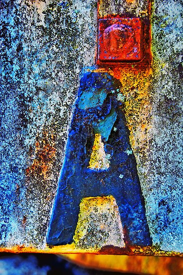 "The Letter ""A"" by Jennifer Hulbert-Hortman"