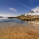 Portnahaven Bay Reflections by IslayFineArt