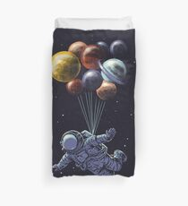 Raumfahrt Bettbezug