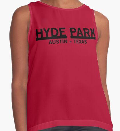Hyde Park - Austin, Texas Sleeveless Top
