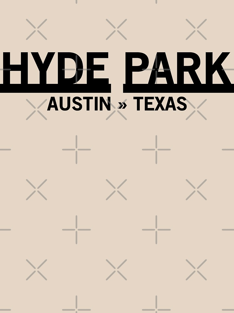 Hyde Park - Austin, Texas by willpate