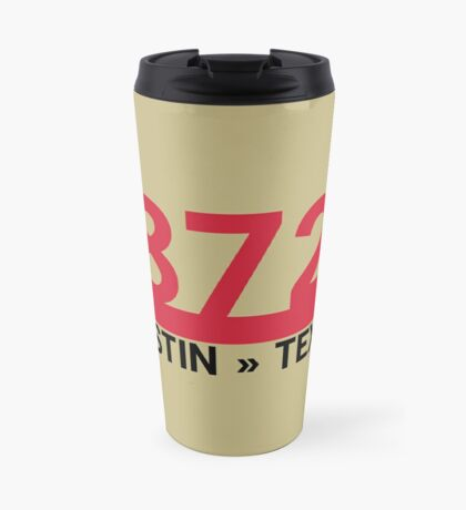 78723 - Austin, Texas ZIP Code Travel Mug