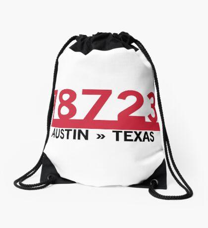 78723 - Austin, Texas ZIP Code Drawstring Bag