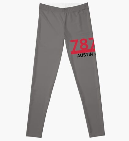 78723 - Austin, Texas ZIP Code Leggings