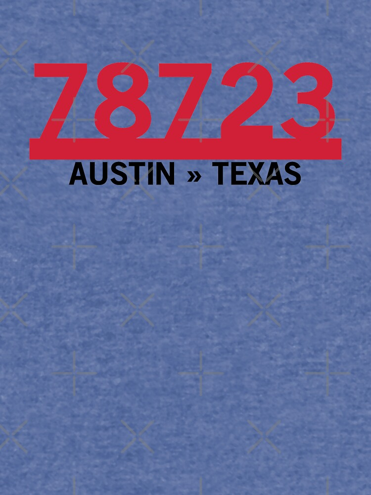 78723 - Austin, Texas ZIP Code by willpate