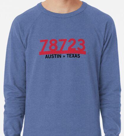 78723 - Austin, Texas ZIP Code Lightweight Sweatshirt