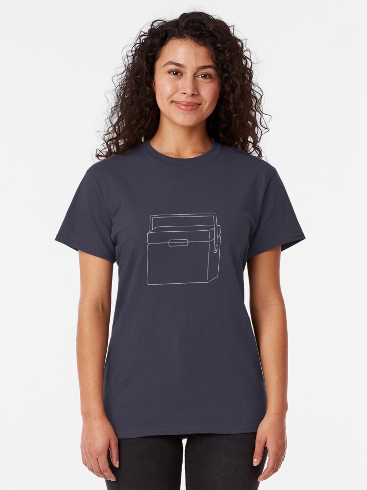 Alternate view of Cooler Ice Box Classic T-Shirt