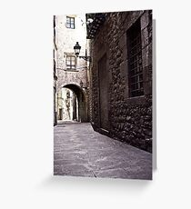 Barcelona 03 Greeting Card