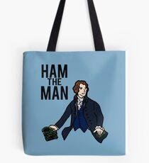Ham The Man Tote Bag