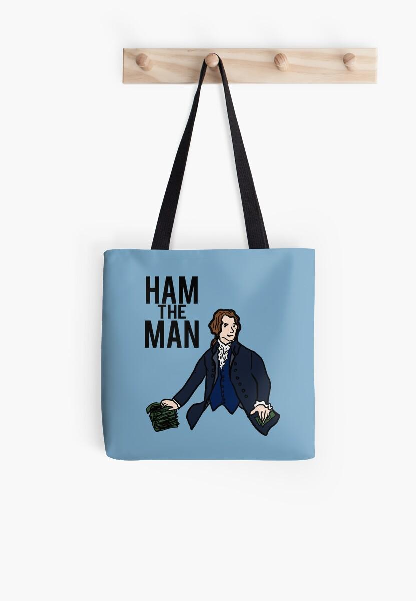 Ham The Man by crispians
