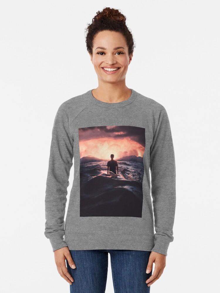 Alternate view of Revelation Lightweight Sweatshirt