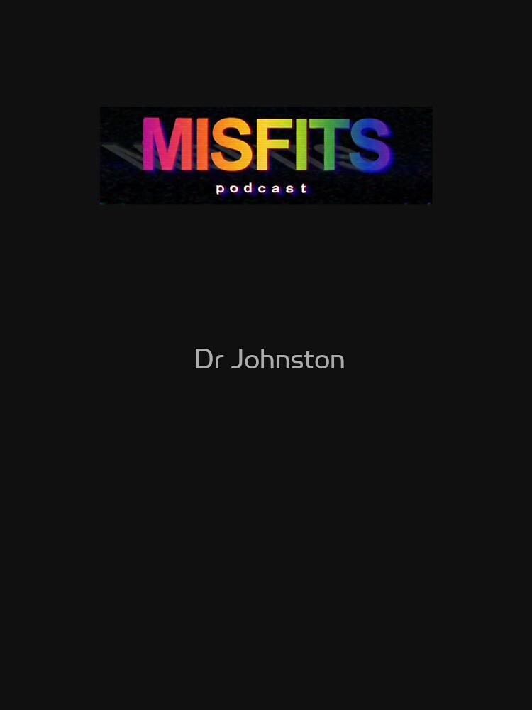 Misfits Podcast Logo by MarvelFanArt