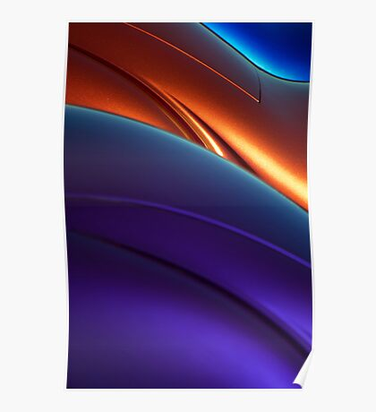 Collector Color Curves. Poster