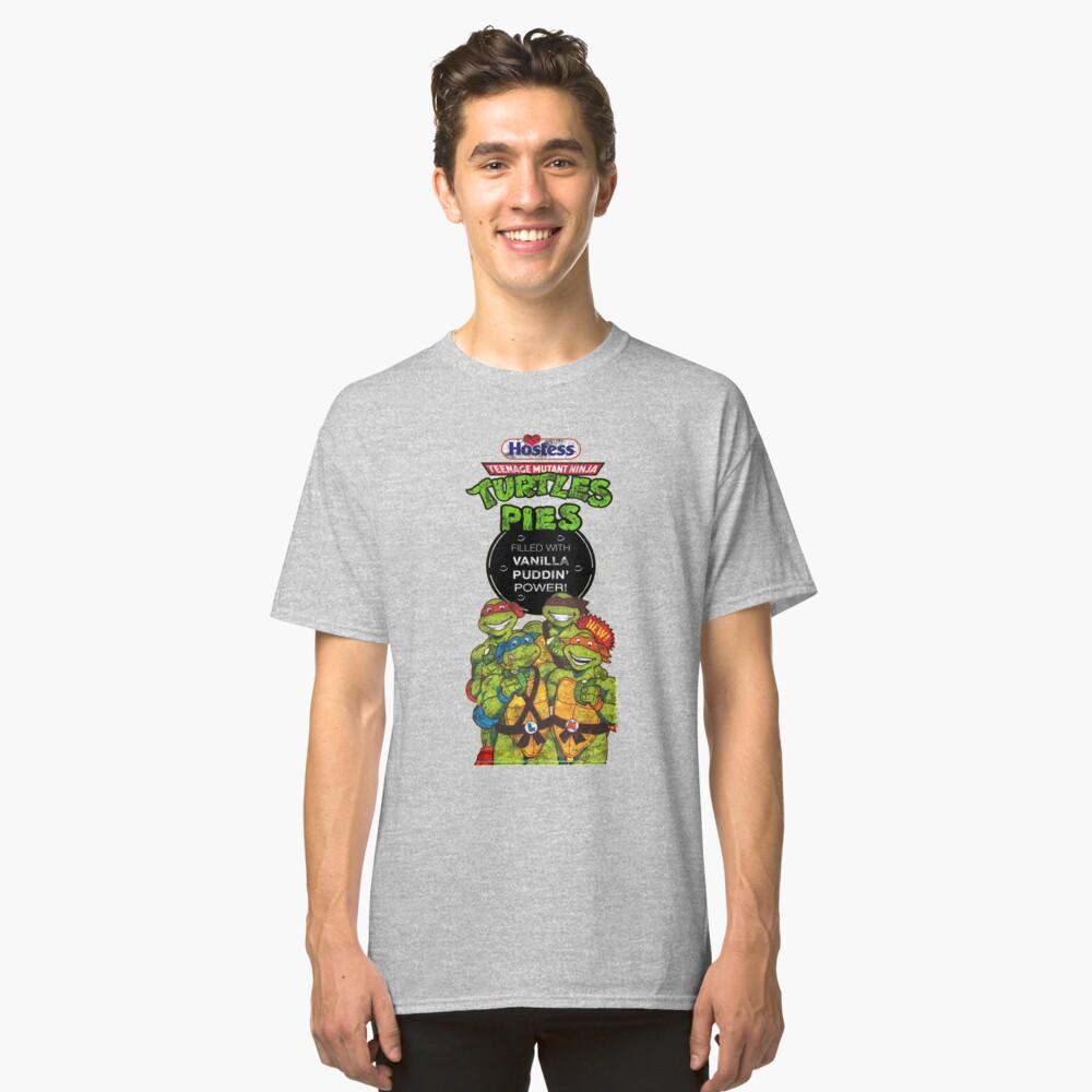 Tortas Ninja Tortugas Camiseta clásica