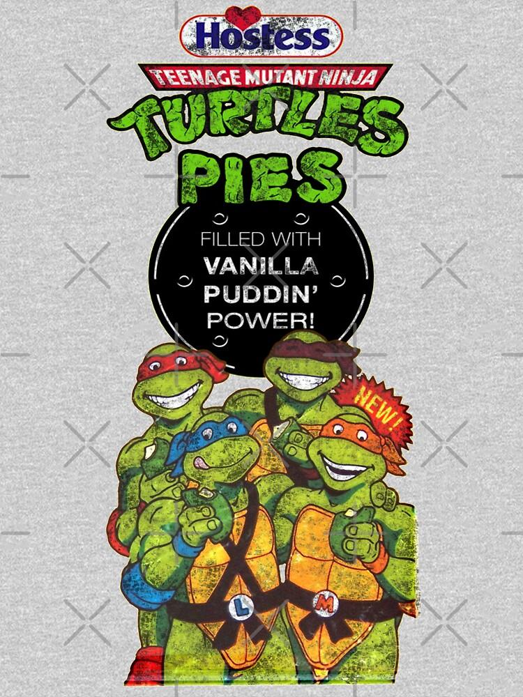 Tortas Ninja Tortugas de SoCalKid