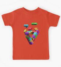 Penrose Tetris Kids Clothes
