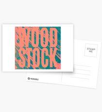 WOODSTOCK Postcards