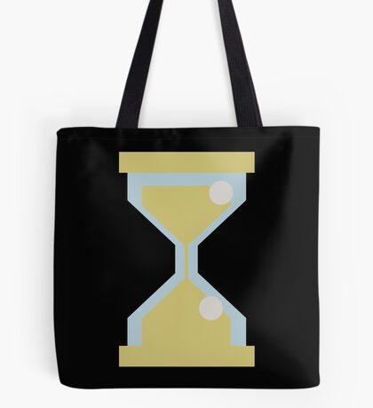 Sand clock Tote Bag