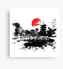 Japan - Kyoto Leinwanddruck