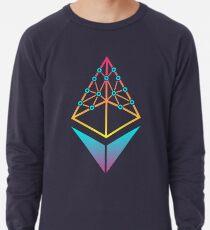 EthHub Logo - Big Lightweight Sweatshirt