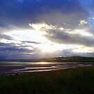 Cloud Symphony, August Evening - Bute by artyfifi