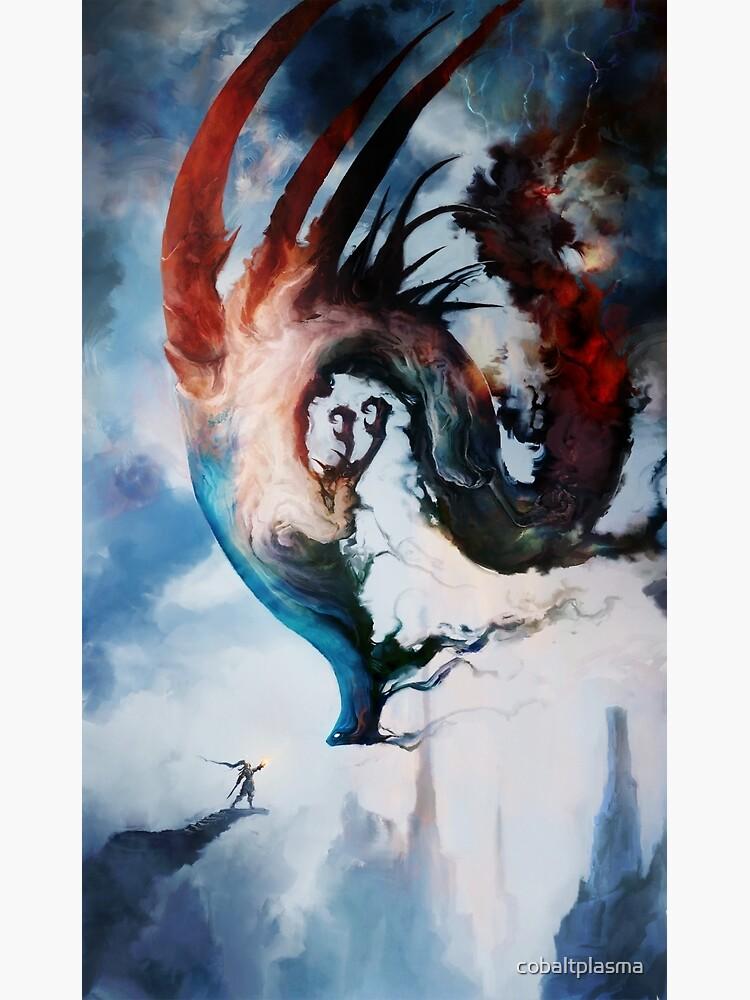 The Storm Queen by cobaltplasma