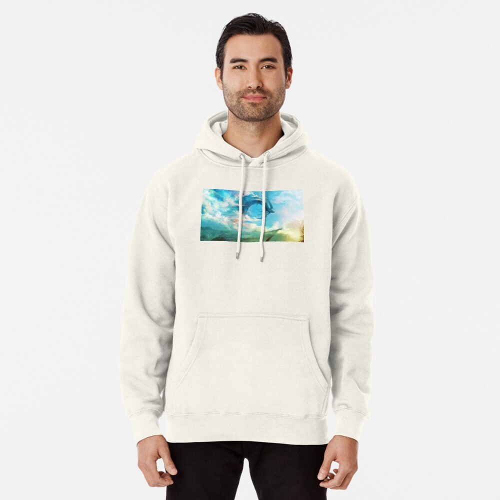 The Storm King Pullover Hoodie