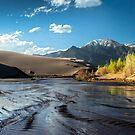 Medano Creek von Valentina Gatewood