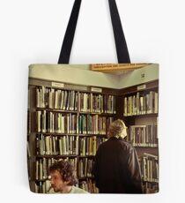 Melbourne Athenaeum Library Tote Bag