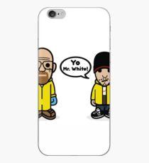 Walt + Jesse iPhone Case
