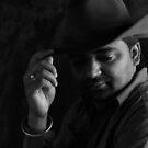 POSING WITH HAT by RakeshSyal