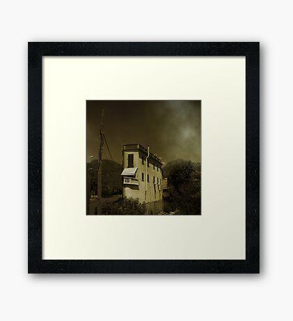 'Flatiron' Soller Framed Print