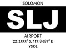 Solomon Airport SLJ by AvGeekCentral