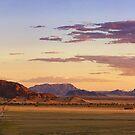 Sesriem Sunset by Scott Carr