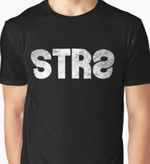 STR8 THE SUN Graphic T-Shirt