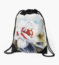 Floral Fantasy Drawstring Bag